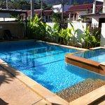 Nice cosy pool