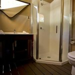 Glamping tents ensuite