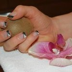 It is always nice to have beautiful nails :)