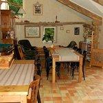 salle de vie-Brocéliande-Bretagne-Morbihan
