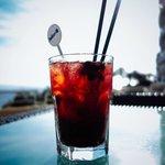 Berries Mojito @ Mokka Bar