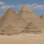 Le tre piramidi