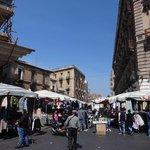 Piazza Carlo Alberto market