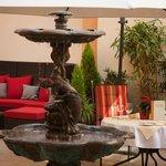 Billede af Platina Restaurant & Garden