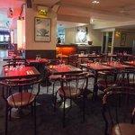 Salle restaurant l'atelier Charonne