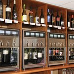 Self-Serve Wine Tasting Machines!