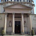 Santuario Basilica La Consolata - facciata