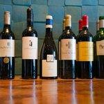 geselecteerde wijnen