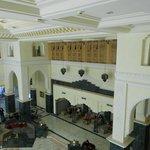 Hall (vue du dernier étage)