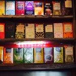 Tea selection