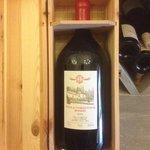 Hauseigener Wein
