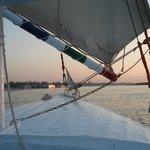Sailing the Nile, again!