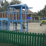 Small playground for kids
