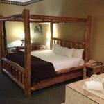 Il letto king size