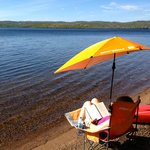 bring your favorite camp chair. perfect view.