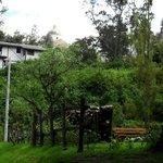 Parque de Guápulo - vista de la vecindad