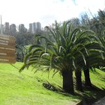 Parque de Guápulo - señalización
