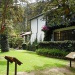 Parque de Guápulo - Casa Hacienda