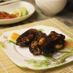 Chicken wings - Vietnamese 5 Course Taster Menu