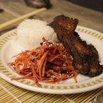 Grilled Pork Chops - Vietnamese 5 Course Taster Menu