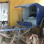 One of exhibits