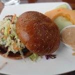 A good Kobe burger, but not great!