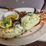 "Fresh Lobster Specials at D""CoalPotBVI"