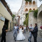 matrimonio a Ravello fotografo Enrico Capuano wedding planner Mario Capuano