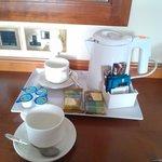 Facilidades té/café