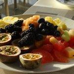 Jumeirah Hotel at Ethiad Towers - Breakfast