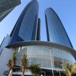 Jumeirah Hotel at Ethiad Towers