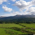 Gorgeous view to Cadair Idris