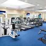 Our New Look Gym