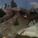 Diorama alpino 2