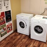 The FREE laundry room ...