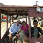 boat to Kompong Phluk