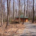 Distant Shot of Yurt