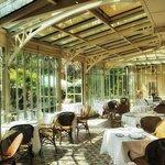 La verrière Restaurant du Clair de la Plume Grignan