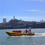Another fine day on the bay with Pier 39 folks!