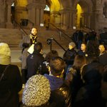 Tour Guy Steve talks about hauntings and ghosts at Old City Hall