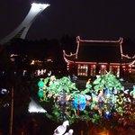 jardin chinois, fête des lanternes, 2014