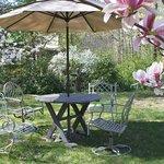 Garden Sitting Area