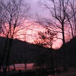 Sunset at the Campground