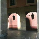 Soportales de la Plaza de la Constitución
