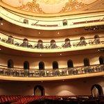 Galerias do teatro
