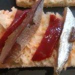 Lomos de sardinas ahumadas ,son deliciosas
