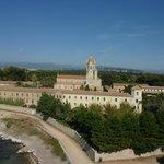 l'abbaye de Saint honorat
