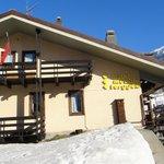 Hotel and Matterhorn