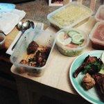 Dinner to go