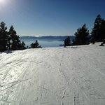 Very cool Lake Tahoe Views from the top of the lifts